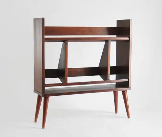 25 Original Mid Century Modern Bookcases Youll Like