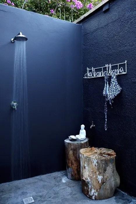 45 Outdoor Bathroom Designs That You Gonna Love - DigsDigs on Backyard Bathroom Ideas  id=57256