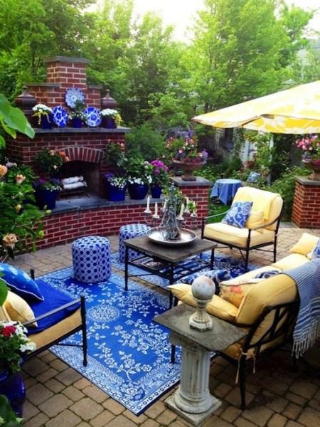 outdoor patio decorating ideas 56 Cutie Pastel Patio Design Ideas - DigsDigs