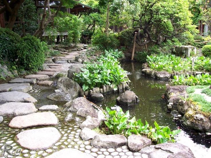 40 Philosophic Zen Garden Designs | DigsDigs on Zen Garden Backyard Ideas id=52928