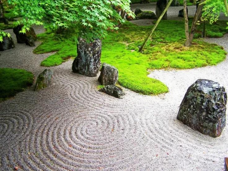 40 Philosophic Zen Garden Designs | DigsDigs on Zen Garden Backyard Ideas id=66696