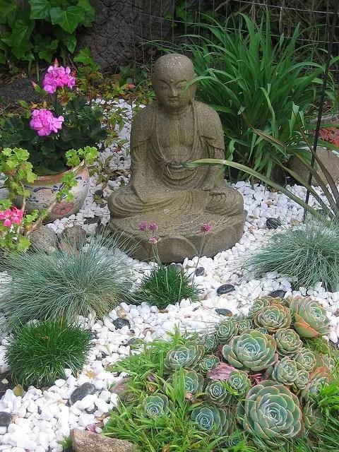 65 Philosophic Zen Garden Designs - DigsDigs on Zen Garden Backyard Ideas id=37440