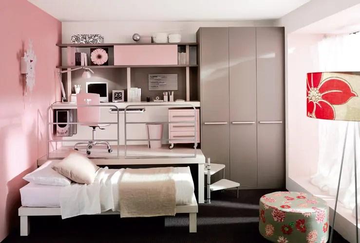 Colorful Teenage Loft Bedrooms by Tumidei - DigsDigs on Teenage Bed  id=19271