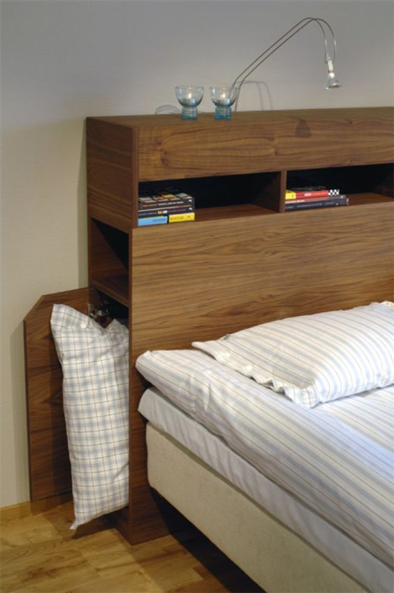 43 Stylish Masculine Headboards For Your Man S Cave