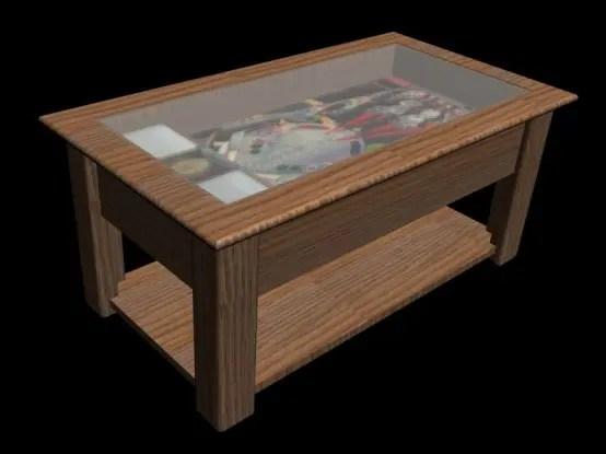 Living Room Table Coffee