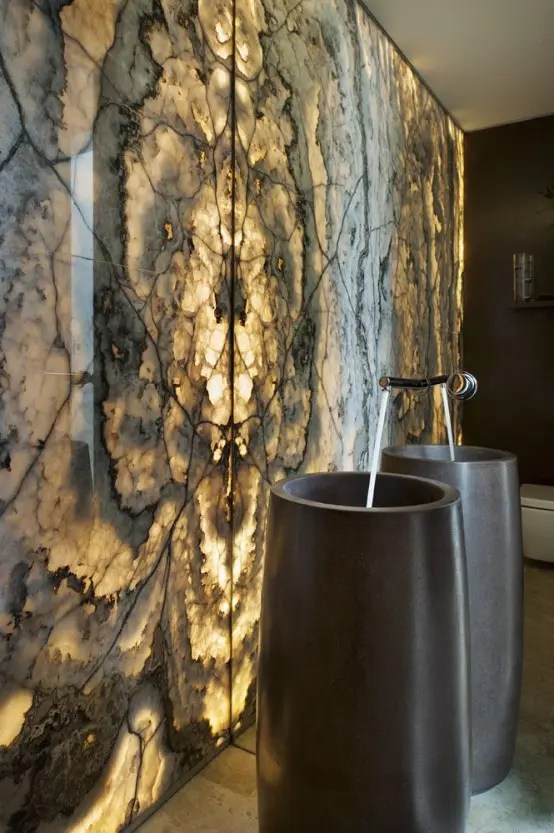 29 Refined Onyx Dcor Ideas For Any Interiors DigsDigs