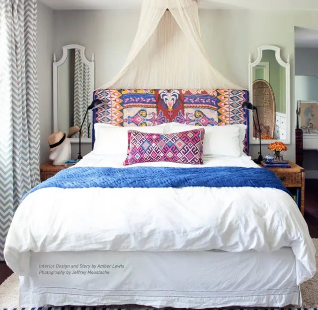 48 Refined Boho Chic Bedroom Designs | DigsDigs on Boho Bedroom  id=63755