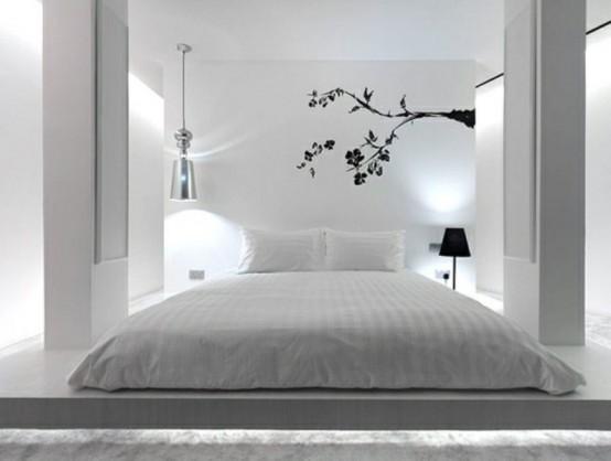 36 relaxing and harmonious zen bedrooms - digsdigs