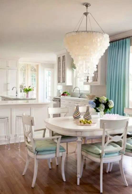 26 Relaxing Coastal Dining Rooms And Zones   DigsDigs Relaxing Coastal Dining Rooms And Zones