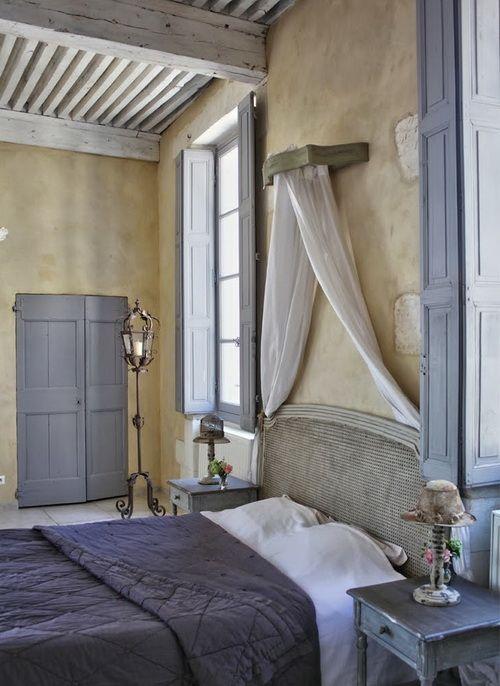 29 Romantic And Beautiful Provence Bedroom D 233 Cor Ideas