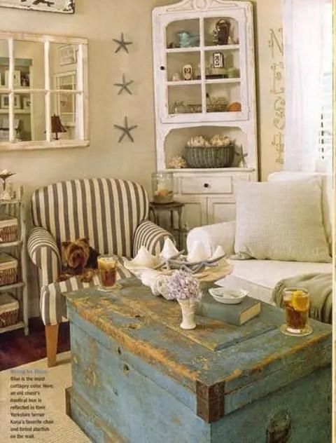 Ocean Cottage Decor