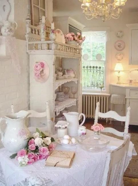 Cottage Decorating Ideas Shabby Chic