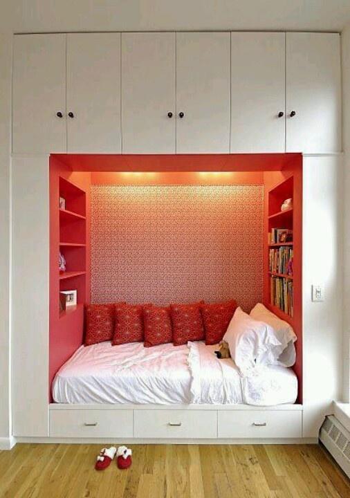 57 smart bedroom storage ideas - digsdigs