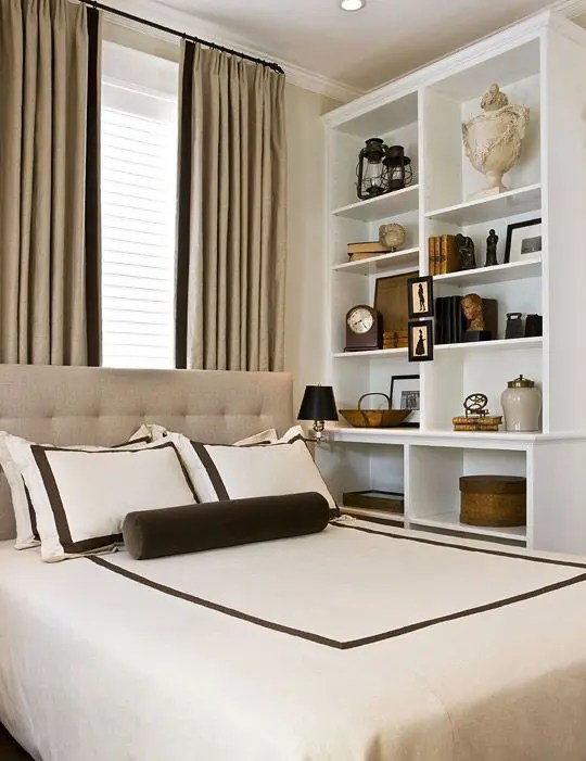 33 Smart Small Bedroom Design Ideas DigsDigs