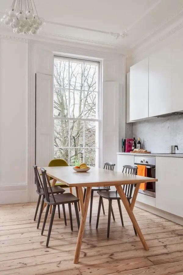 Stylish And Original London Apartment Decor DigsDigs