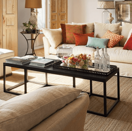 26 Stylish And Practical Coffee Table Decor Ideas - DigsDigs on Coffee Table Inspiration  id=45476