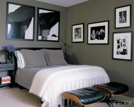 70 Stylish and Sexy Masculine Bedroom Design Ideas - DigsDigs on Small Room Ideas For Guys  id=51180