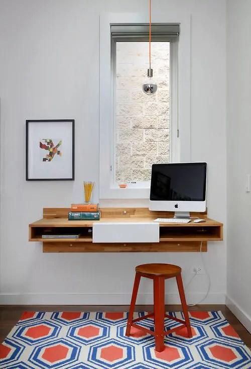Stylish Geometric Home Office Decor Ideas