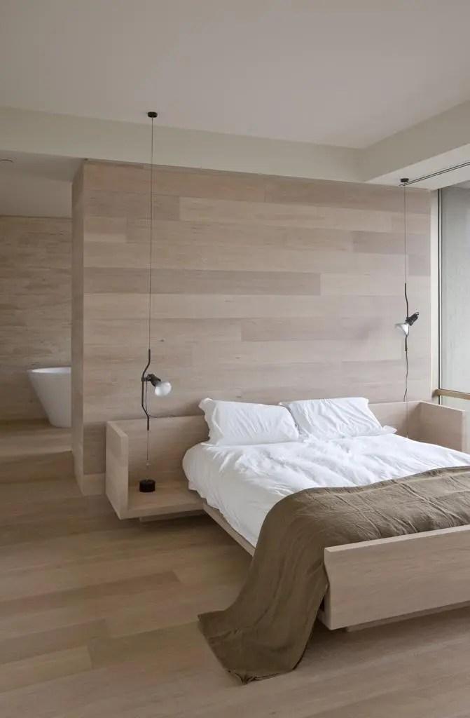 34 Stylishly Minimalist Bedroom Design Ideas | DigsDigs on Bedroom Minimalist Design Ideas  id=24947