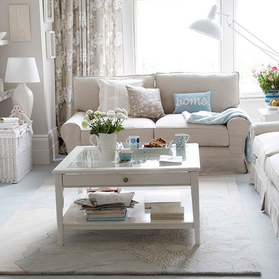 neutral living room decor 35 Stylish Neutral Living Room Designs - DigsDigs