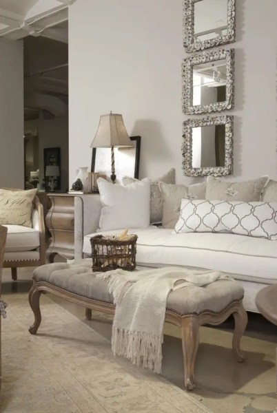 neutral living room decor 35 Stylish Neutral Living Room Designs | DigsDigs