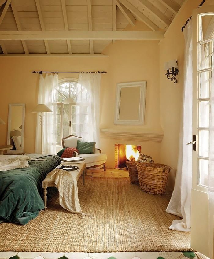 Picture Of Super Cozy And Comfy Bedrooms With A Fireplace on Comfy Bedroom  id=91898