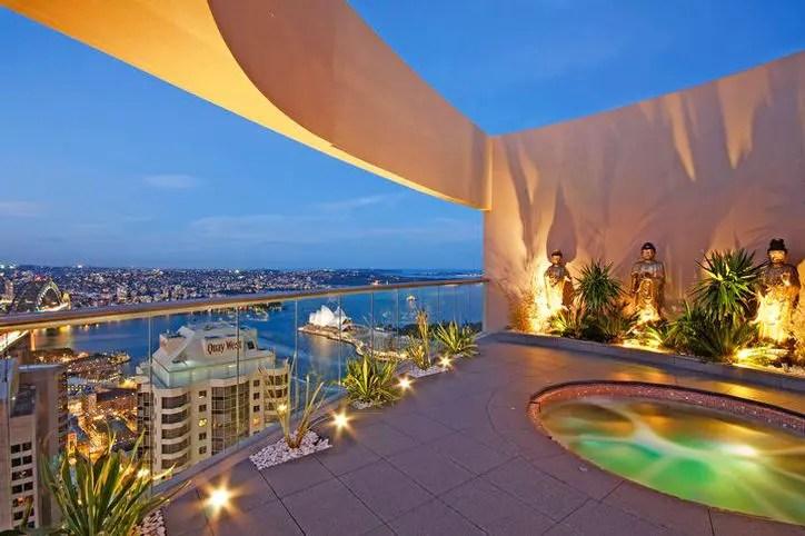 Sydneys Luxury Penthouse Apartment DigsDigs