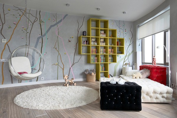 10 Contemporary Teen Bedroom Design Ideas | DigsDigs on Teenage Room Decor Things  id=71705