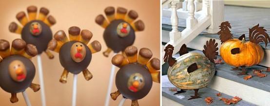 Thanksgiving Decorating Ideas Even