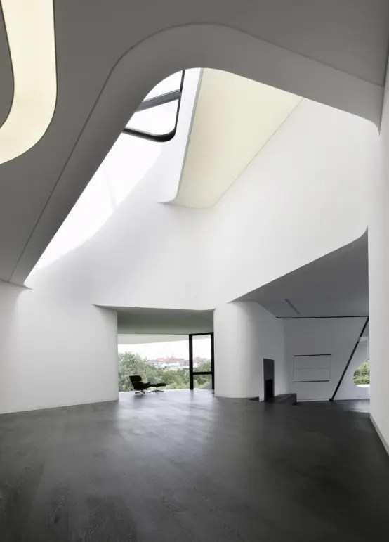 The Most Futuristic House Design In The World - DigsDigs on Backyard:uuezyx-Hy-8= Landscape Design  id=39197