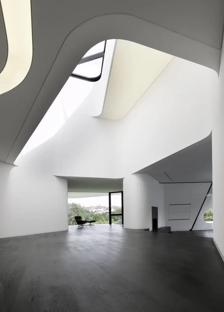 The Most Futuristic House Design In The World - DigsDigs on Modern:szae7Exnfpq= Amazing Houses  id=92271