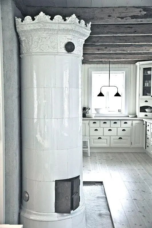 29 Traditional Tile Stoves In Home D 233 Cor Digsdigs