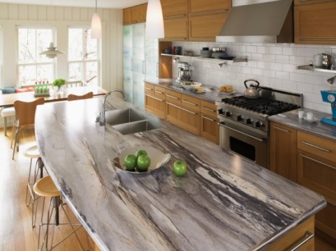 30 Unique Kitchen Countertops Of Different Materials   DigsDigs Unique Countertops For Any Kitchen