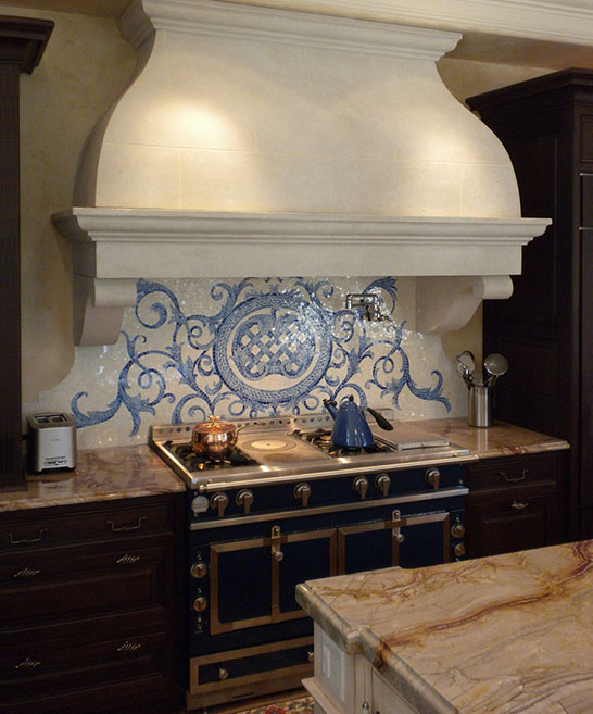 vintage inspired delft tiles collection