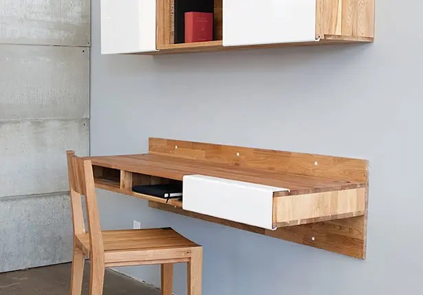 Wall-Mount Desk