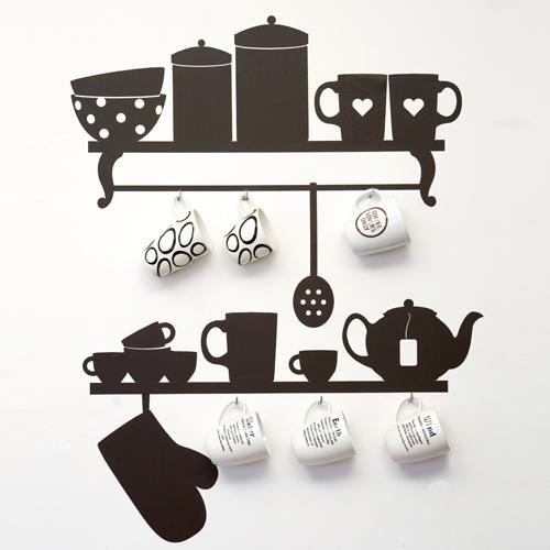Kitchen Decor Stickers