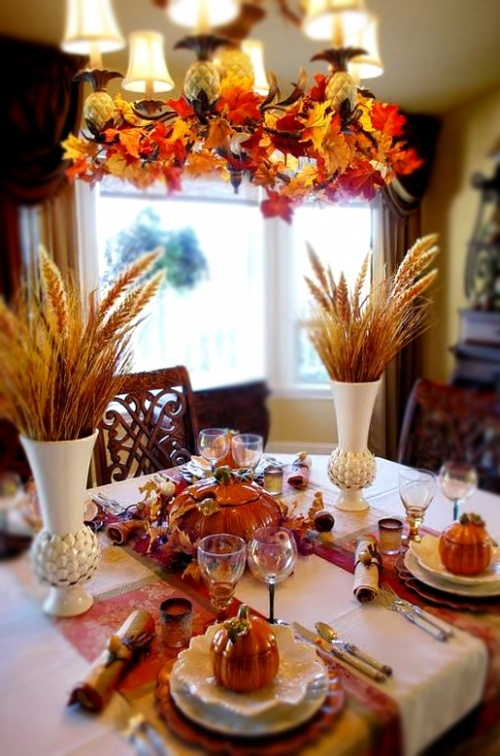 Fall Home Affordable Decorations