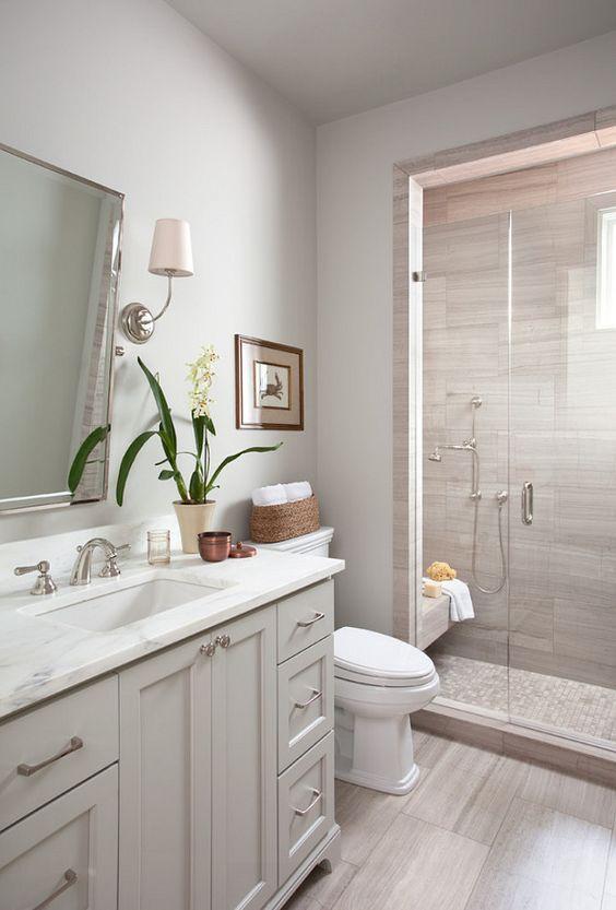 How To Add A Basement Bathroom: 35 Ideas - DigsDigs