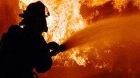 Satu Keluarga di Simalungun Selamat Dari Kebakaran Lantaran Rasa Lapar Sang Anak