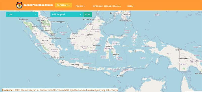 Gawat! Website KPU Diretas Hacker, Data 200 Juta Pemilih Diduga Bocor