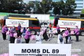 Moms DL 89 Gelar Kegiatan Peduli Sosial Ramah Perempuan dan Anak
