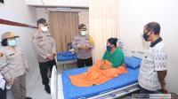 HUT Bhayangkara ke-74, Polda Sumut Lakukan Bakti Sosial Kesehatan di RS Bhayangkara