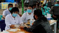 2500 Orang Warga Batang Toru Gelar Test Cepat Covid-19