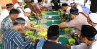 Begini Hukum Makan dan Minum di Dalam Masjid