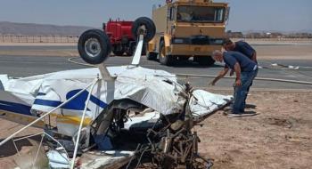 Pesawat Jatuh di Pantai, 2 Pilot Tewas