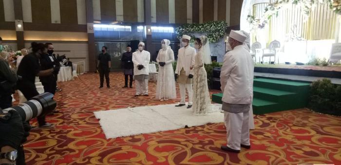 Simulasi Pernikahan Di Era New Normal, Nikah Aman di Tengah Pandemi