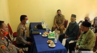 Kapolres Sergai Silaturahmi dengan Forpimcam, PPK dan Panwascam