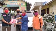 Sinabung Kembali Erupsi,ACT Bagikan Masker