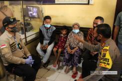 Mediasi Sengketa Lahan, Kapolres Sergai Bantu Nenek Jawiah Dana Silaturahim