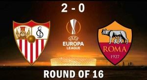 Baru Dijual, AS Roma Tersingkir dari Ajang Liga Europa